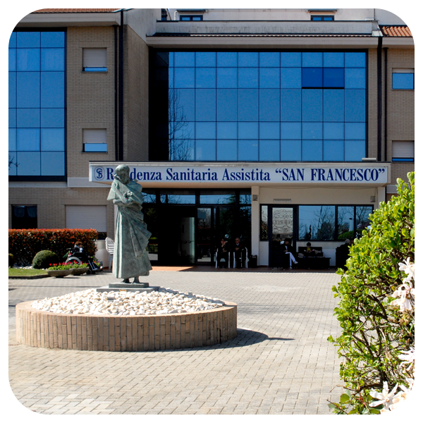 struttura sanitaria assistita san francesco